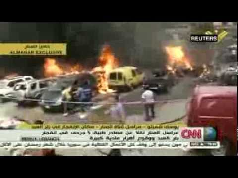 At least 27 dead in explosions near Tripoli Lebanon mosques