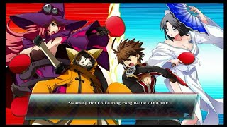 BBTAG 2.0 - STEAMING HOT CO-ED PING PONG
