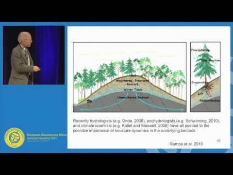EGU2011: Three grand challenges in geomorphology: rock, climate, and life (Arthur Holmes ML)