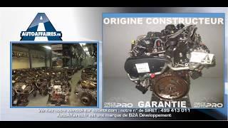 Moteur UHZ Peugeot 607 2.7 V6 HDI 204 cv