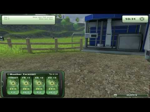 LP Farming Simulator 2013 #16 - Cow feeding at last!