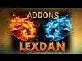 Kodi ( BR / POR )  Addons Lexdan Addons -  Filmes ,Séries & Anines.