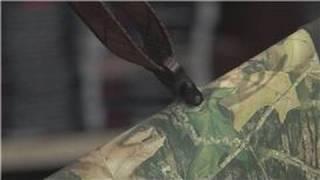 Shotguns & Gun Information : How to Install a Shotgun Sling
