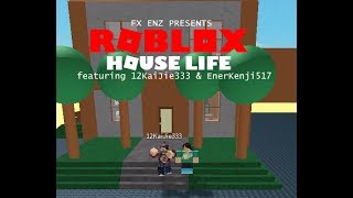 House Life - Mysterious People Part 1 - ROBLOX