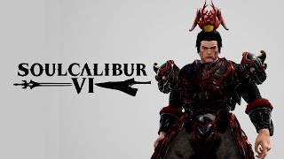 SOULCALIBUR tm vi - كيفية جعل Lu Bu