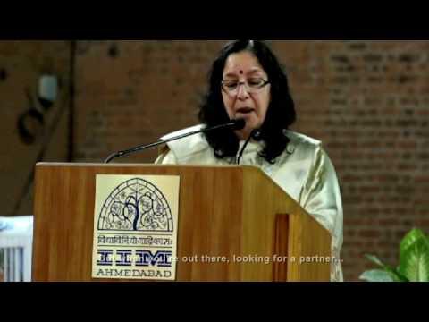 Shikha Sharma's unusual advice to IIM-A students