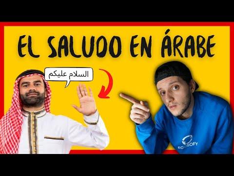 The greeting in Arabic - Learn Arabic online free