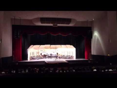 Creekside junior high school 7th and 8th grade ensemble