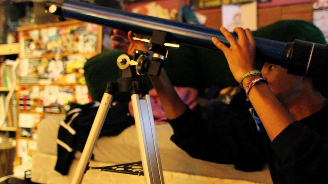 simmons telescope 6450. assembling my telescope simmons 6450 l