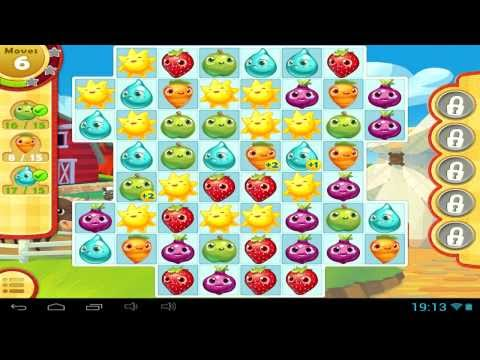 Farm Heroes Saga - Android Gameplay