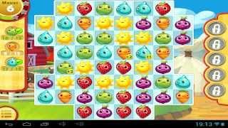 Farm Heroes Saga - Android gameplay screenshot 2