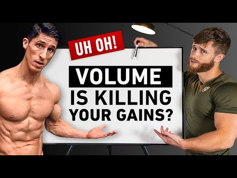 Is Workout Volume Actually Killing Your Gains? (Athlean-X Response)