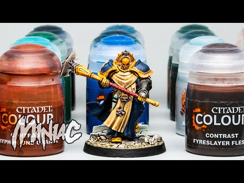 The TRUTH Behind GW Contrast Paints