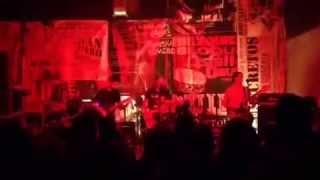 RockaBanda  - La niña que llora en tus fiestas ( Montilla - local de la abuela rock) 28-11-2014