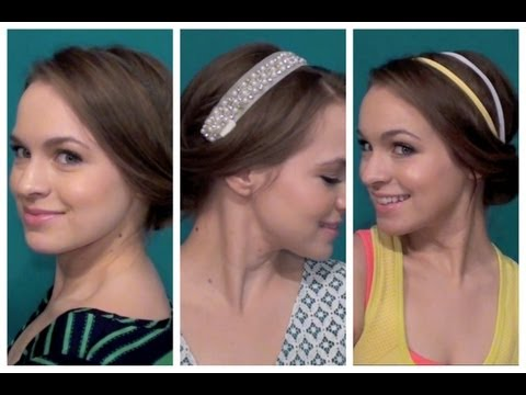 5 Minute Hairstyle You Can Wear Anywhere!