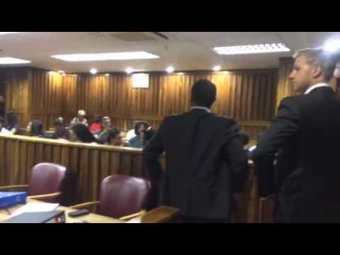 Gareth Cliff in court for judgement
