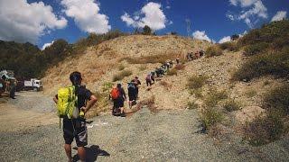 Mt. Hugom climb   February 2016