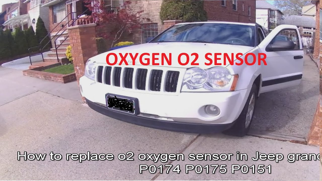 How to replace 02 o2 oxygen sensor in jeep grand cherokee p0174 how to replace 02 o2 oxygen sensor in jeep grand cherokee p0174 p0175 p0151 asfbconference2016 Images