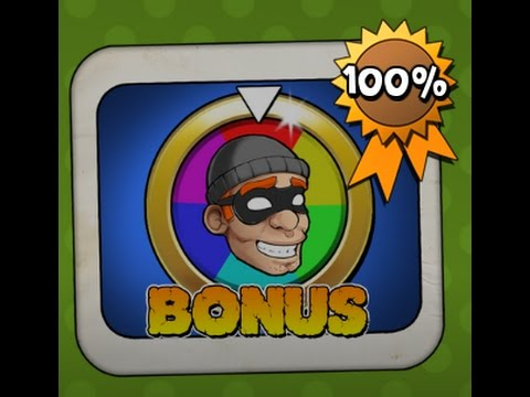 Robbery Bob. 100%. Bonus Chapters ( BONUS ) 1-15 END (Lever Eight AB)