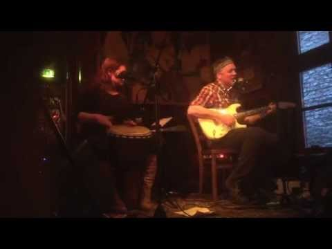 Mark Olson and Ingunn Ringvold - Pacific Coast Rambler @ Take5, Venlo, Maart 15, 2015