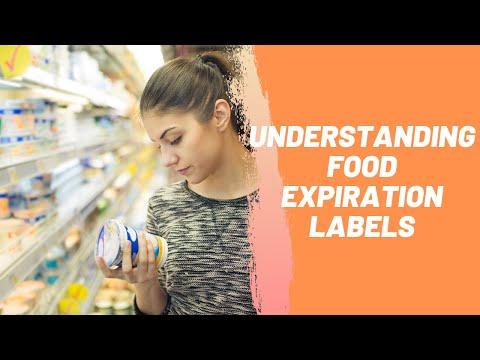 Understanding Food Expiration Labels
