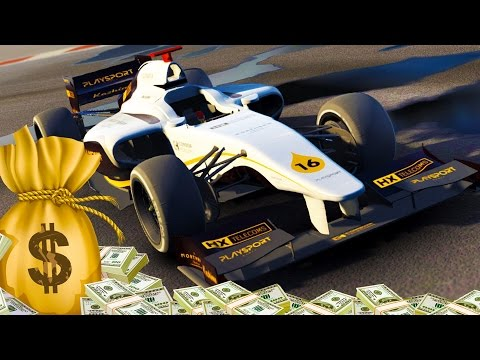 QUALIFYING MADNESS! TRYING TO GET BIG $$$! - Motorsport Manager PC Career S3 PART 7