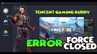 Free fire tencent gaming buddy