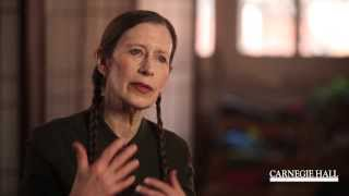 Meredith Monk - Carnegie Hall's 2014-2015 Richard and Barbara Debs Composer's Chair