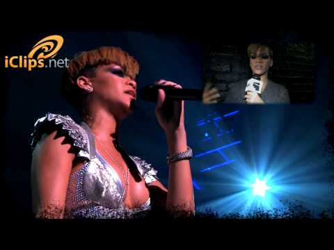 Rihanna MySpace Music Release 12/03/09