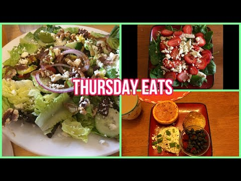 what-i-ate-on-weight-watchers-|-healthy-eats-|-07.13.17