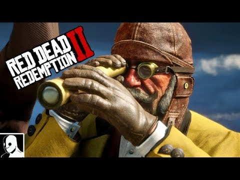 Red Dead Redemption 2 Gameplay German PS4 #51 - John Marston Prison Break (Lets Play Deutsch)