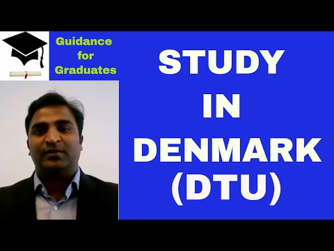 Study in Denmark, PhD in Denmark, Masters in Denmark, Study in Europe, Scholarships in Denmark