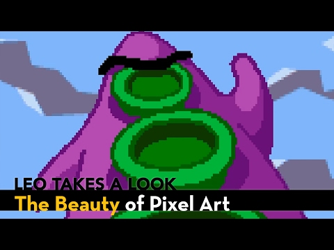 An Appreciation Of Pixel Art, Gaming's Most Beautiful Style