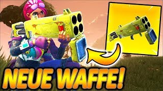 BALD NEUER QUAD LAUNCHER!🔥😍 | HIGH STAKES EVENT & WILDCARD SKIN | Fortnite Battle Royale
