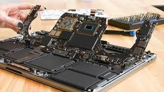 "MacBook Pro 16"" 2019 Teardown-A Better Keyboard Can't Fix This Thing"