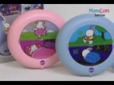 kinderwekker kidsleep classic mamaloes babysjop youtube. Black Bedroom Furniture Sets. Home Design Ideas