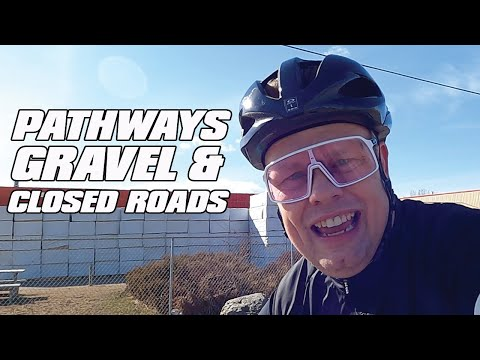 The Largest Bike Path Network in North America - Exploring Calgary!