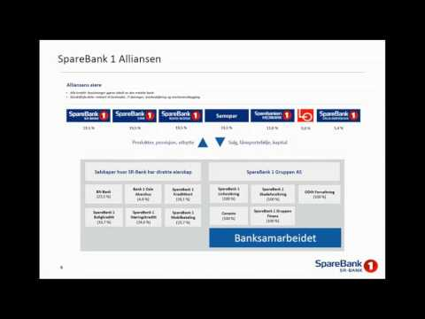 Selskapspresentasjon med SR-Bank