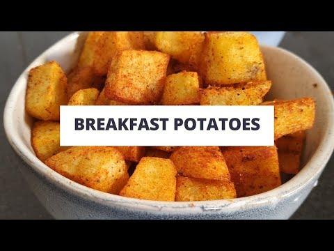 Breakfast Potatoes | Leo tunapika?