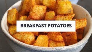 Breakfast Potatoes | Leo tunapika