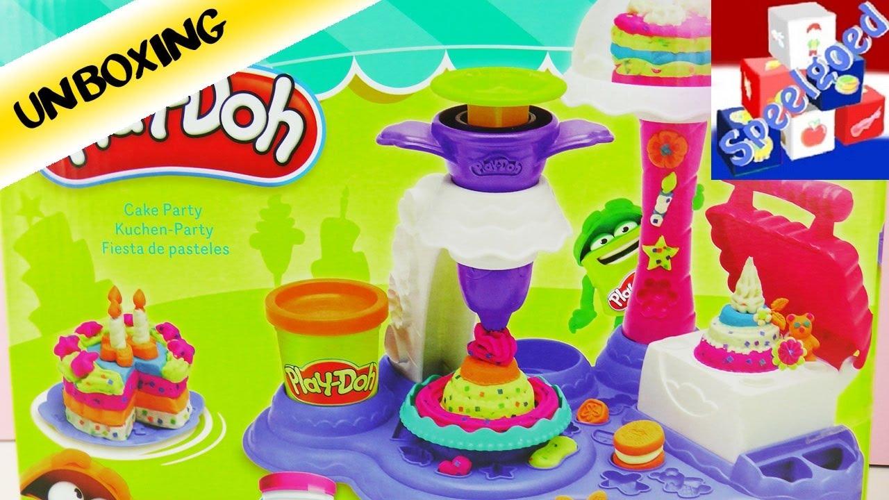 play doh taart Play Doh Cake Party | Mooie taarten en gebakjes zelf maken  play doh taart