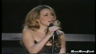 Mariah Carey - Hero - Butterfly World Tour in Japan 1998