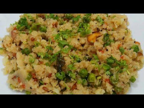 how to make suji ka upma
