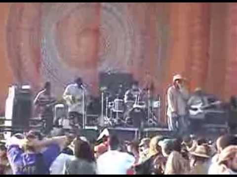 Midnite Sierra Nevada World Music Festival June 21, 2008 whole show