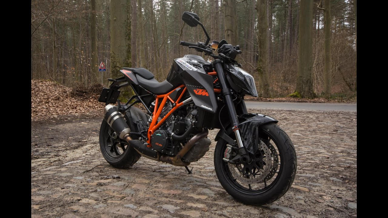 ktm super duke    impressions youtube