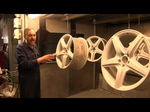 Pro-autocraft Alloy Wheel Refurbishment