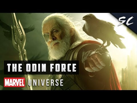 What is the Odin Force in Marvel Universe | Explained In Hindi