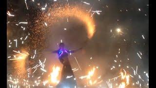 Фаер ШОУ на свадьбе - Fire Show at the Wedding