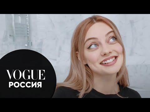 Секреты красоты: Катя Кищук показывает, как нарисовать стрелки