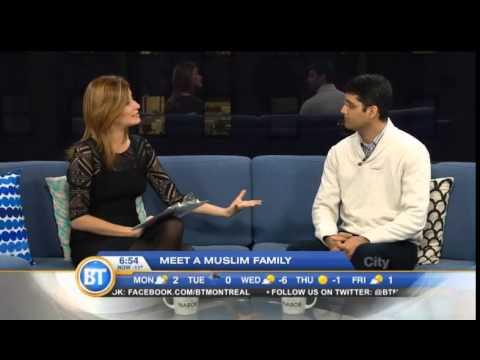 Breakfast Television (City TV) | Meet a Muslim family